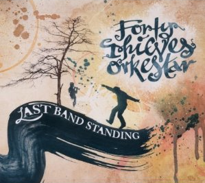 Last Band Standing cover